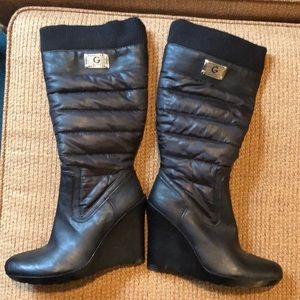 GUESS boots NWOT